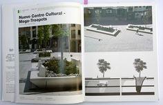 Libro 'Public Landscape. Street Furniture I' HI-DESIGN Hong Kong. 2014. Proyecto NCC de fündc. Furniture, Design, Blue Prints, Home Furnishings, Arredamento