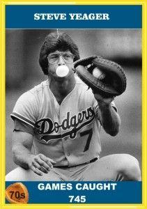 lasorda's+lair+steve+yeager   Blue Bios: Steve Yeager - Lasorda's Lair - A Los Angeles Dodgers Fan ...