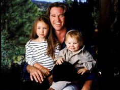 val kilmer with his kids: Mercedes And Jack Kilmer