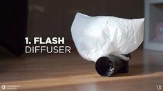 5 formas de usar una bolsa de plástico si eres fotógrafo