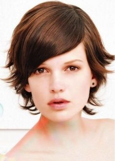 Cute Short Hair Styles for Women 2014.    My hair is getting really thin and I need to get what's left of the ponytail out to locks of love!