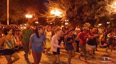 swingtiago swing y lindy hop en chile plaza ñuñoa
