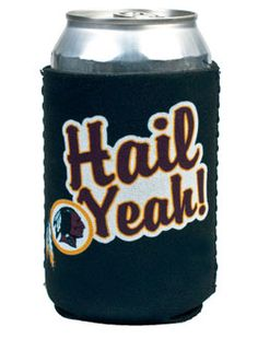HAIL YEAH COLLAPSIBLE CAN COOLER