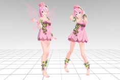 MMD Tda Luka Elf and Human Download !! by InoriAruma.deviantart.com on…