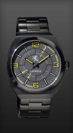 Analog Bracelet Watch - Yellow #ExpressHoliday @Express