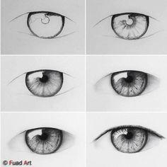 Tuto pour les yeux