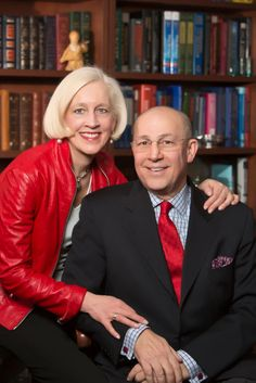 Dynamic People: Dr. Tim and Kim Eberlein | Since moving to St. Louis in 1999, the Eberleins have equally divided their time when it comes to supporting their passions: health care and the arts.