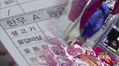 2013.04.30 <뉴스광장> 젖소 4,700여 마리 한우·육우로 속여 판매 / 홍성희