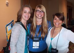 Happy attendees! #NACE13