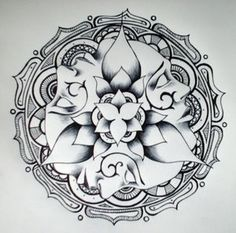 White Lotus Tattoo | Note: The tattoo is all wrinkled now. ponnu amma lives near my home ...