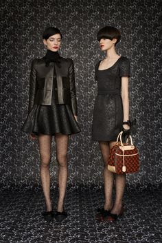 Лукбук коллекции pre-fall Louis Vuitton, Buro 24/7