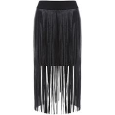 Tassel Zipper Black Skirt ($18) ❤ liked on Polyvore featuring skirts, black, black hi low skirt, hi low skirt, knee high skirts, hi lo skirt and knee length skirts