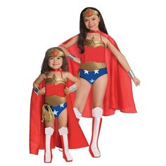Rubies DC Super Heroes Collection Deluxe Wonder Woman Costume, Small
