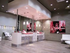 Blow dry bar! Love this idea, saw one on Bethany ever after
