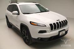 2015 Jeep Cherokee Latitude Altitude 4x4 in Vernon, Texas  #vernonautogroup #knowthedeal