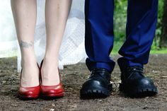 Nice shoe .Wanna .... walk ? ;-