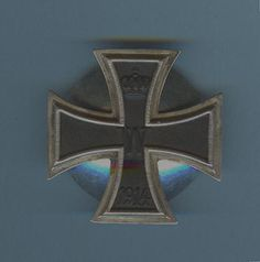 WW1 German Iron Cross 1st Class