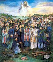 Spe Deus: Santo André Dung Lac e companheiros, presbíteros, mártires vietnamitas, séc. XVIII e XIX
