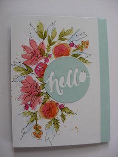 Stretch Your Stamps 2: Flower Builder Sets   Flickr - Photo Sharing!