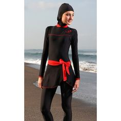 f70fd4edb2855 Muslimah Swimsuit    Reminds me of Minnie Mouse!