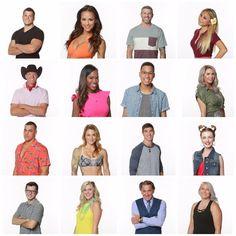 Big Brother 19 Cast - Big Brother HOH