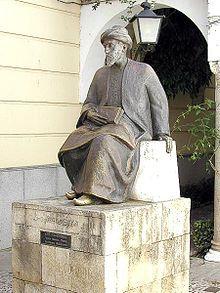 Maimónides - teólogo y filósofo judío y cordobés del siglo XII