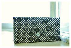 Bridesmaids diamond Clutch purse grey gray geometric by @hoganfe