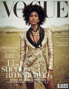 Vogue Espana July 2017
