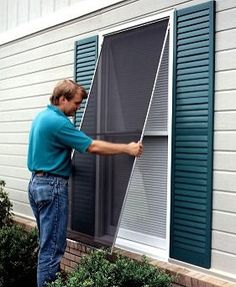 house window screens screening phifers exterior sun control screens install on the outside like an insect screen to help cool your home by reflecting absorbing and dispersing solar heat best window screens images screens screen doors house