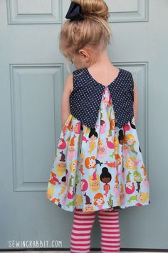 The Madeline Dress Pattern