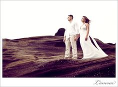 Hawaii Trash The Dress – Surf and Spraypaint | L'Amour Photography