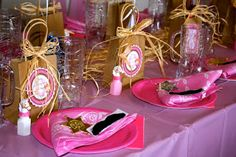 Just A Little Sparkle: Cowgirl Theme Party #birthdayparty #cowgirltheme