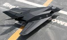 F-117 Stealth Fighter Electric Jet EDF Plane Lockheed Nighthawk RC RTF 70MM