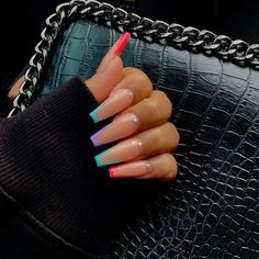 Coffin Nails – Fake Nails – Matte Nails – Press On Nails – Nude Nails – Gel Nails – Artificial Nails – Extra Long False Nails – Nails with G Related posts:Nail Art Store🛍. Cute Acrylic Nail Designs, Simple Acrylic Nails, Summer Acrylic Nails, Best Acrylic Nails, Summer Nails, Fake Nail Designs, Nagellack Design, Nagellack Trends, Fire Nails