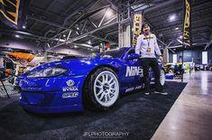 From: francisdoyonracing - Salon de l auto sport #ninety9raceshop #exclusivautomotiv #mastmotorsports #greedy #conceptsyma #spec #bcracing #samsonas #precision_efi #cosmisracing #radiumengineering #gulfracing #gestionrfd2000 #99 #nissan #s15 #blue #summer #drift #race #racing -  More Info:https://www.instagram.com/p/Bfw1-m7h3MA/