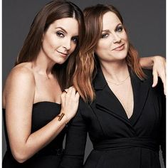 Tina Fey and Amy Poehler On Their Decades-Spanning Friendship: Were Found Sisters