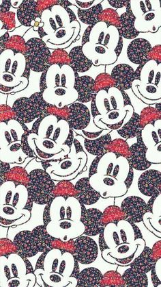 Image shared by Emilia Ignacia. Find images and videos about wallpaper, disney and iphone on We Heart It - the app to get lost in what you love. Cartoon Wallpaper, Mickey Mouse Wallpaper, Disney Phone Wallpaper, Iphone Wallpaper, Mickey Mouse And Friends, Mickey Minnie Mouse, Cute Disney, Disney Art, Cute Wallpapers