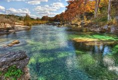 pretty much a secret to those outside TX, the Frio River is one of the most beautiful rivers in the world... Frio River TX images - Google Search
