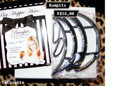 Bumpits R$16,00