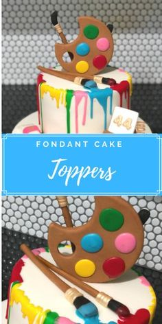 These 5 tips will help you with creating toppers, prioritizing your time, and knowing how to stay one step ahead when it comes to making a large batch. Peanut Butter Desserts, No Bake Desserts, Dessert Recipes, Fondant Cake Toppers, How To Make Cupcakes, Death By Chocolate, Beautiful Cupcakes, No Bake Bars, Baked Banana