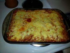 "Baked Ziti With Ricotta Cheese! """"  @allthecooks #recipe #pasta #italian #ziti #easy #hot"