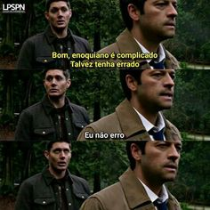SPN Supernatural Quotes, Supernatural Cast, Castiel, Humor, Dean Winchester, My Images, Tv Shows, Books, Movies