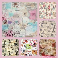 Materiales parisinos y románticos - Blog de Material para ...