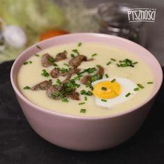 Polish Food, Panna Cotta, Ethnic Recipes, Diet, Dulce De Leche