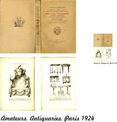 JDayMinis, Life, Antique Inspiration, Freebies: Free Images, French Book of Antiques 1:12 & 1:48