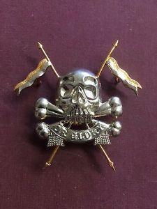 17th Lancers (17th/21st) Badge British Army