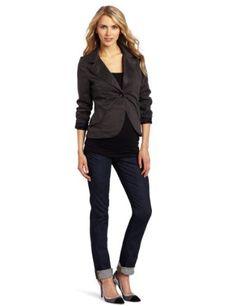 9b48d9bd069 Everly Grey Women s Maternity Clara Long Sleeve Jacket « Clothing Impulse