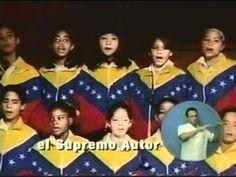 Himno Nacional de Venezuela Interpretado por Orquesta Sinfónica Simón Bolivar dirigida por Gustavo Dudamel. El video contiene  Letra de la Composición e Imagen con Lengua de Señas.  http://www.melodiasinolvidables.es.tl