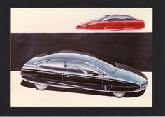 in 1983 in preparation for an interview with BMW Design, Steve Harper created this concept for a future BMW Coupe Bmw Design, Car Design Sketch, Bmw Alpina, Bmw 328i, Bmw Convertible, Conceptual Drawing, Super Images, Bmw 3 Series, Bmw Cars