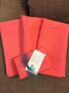 Linen napkins for wedding, shower, or wedding-related party